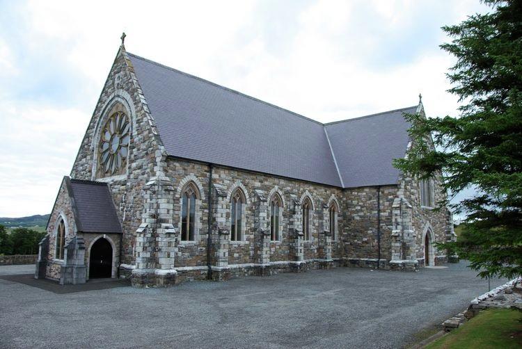 CH St John The Baptist Church Carrigart