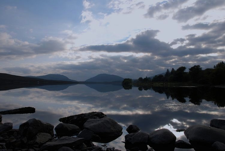Mourne mountains fishing